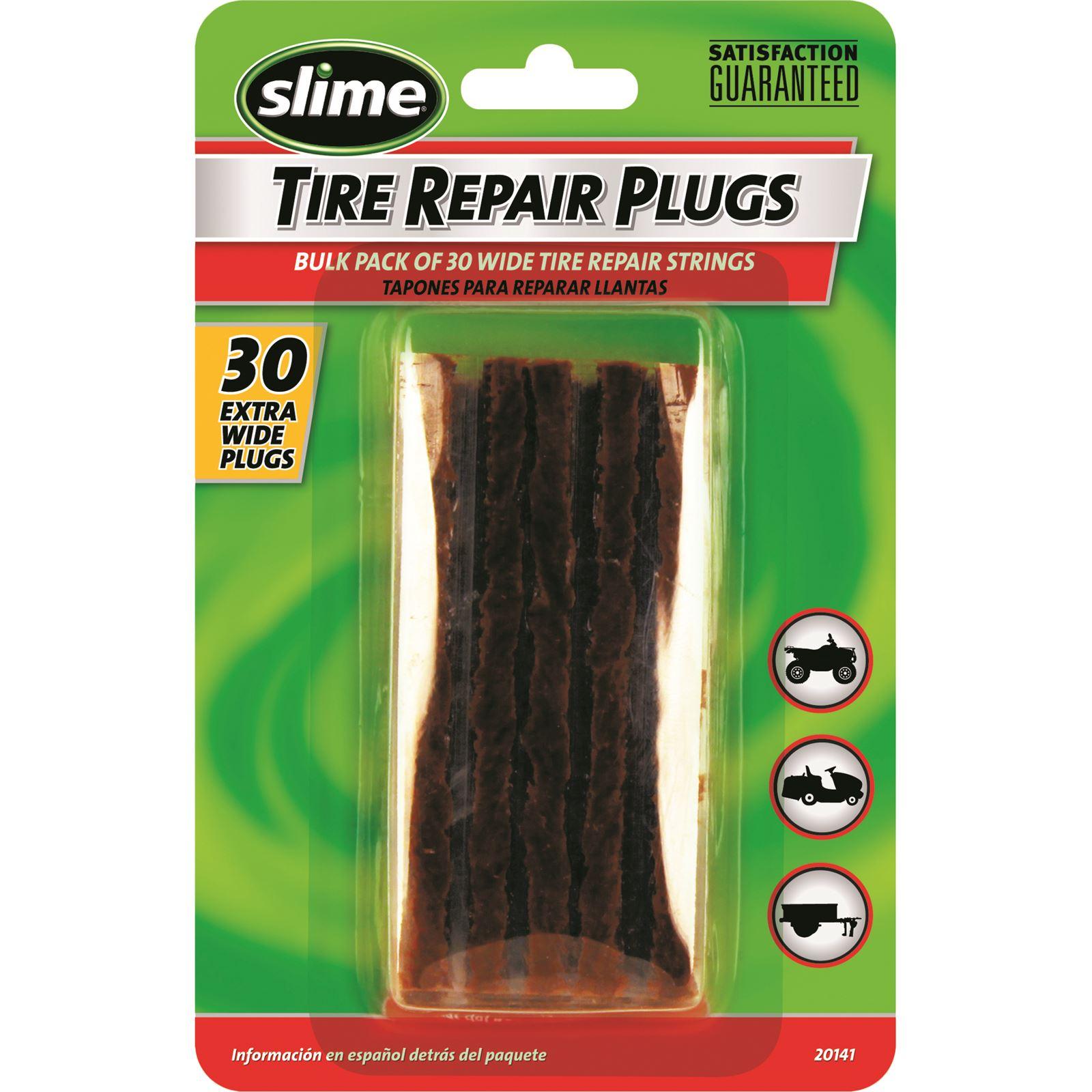 Slime Tire Plug Pack