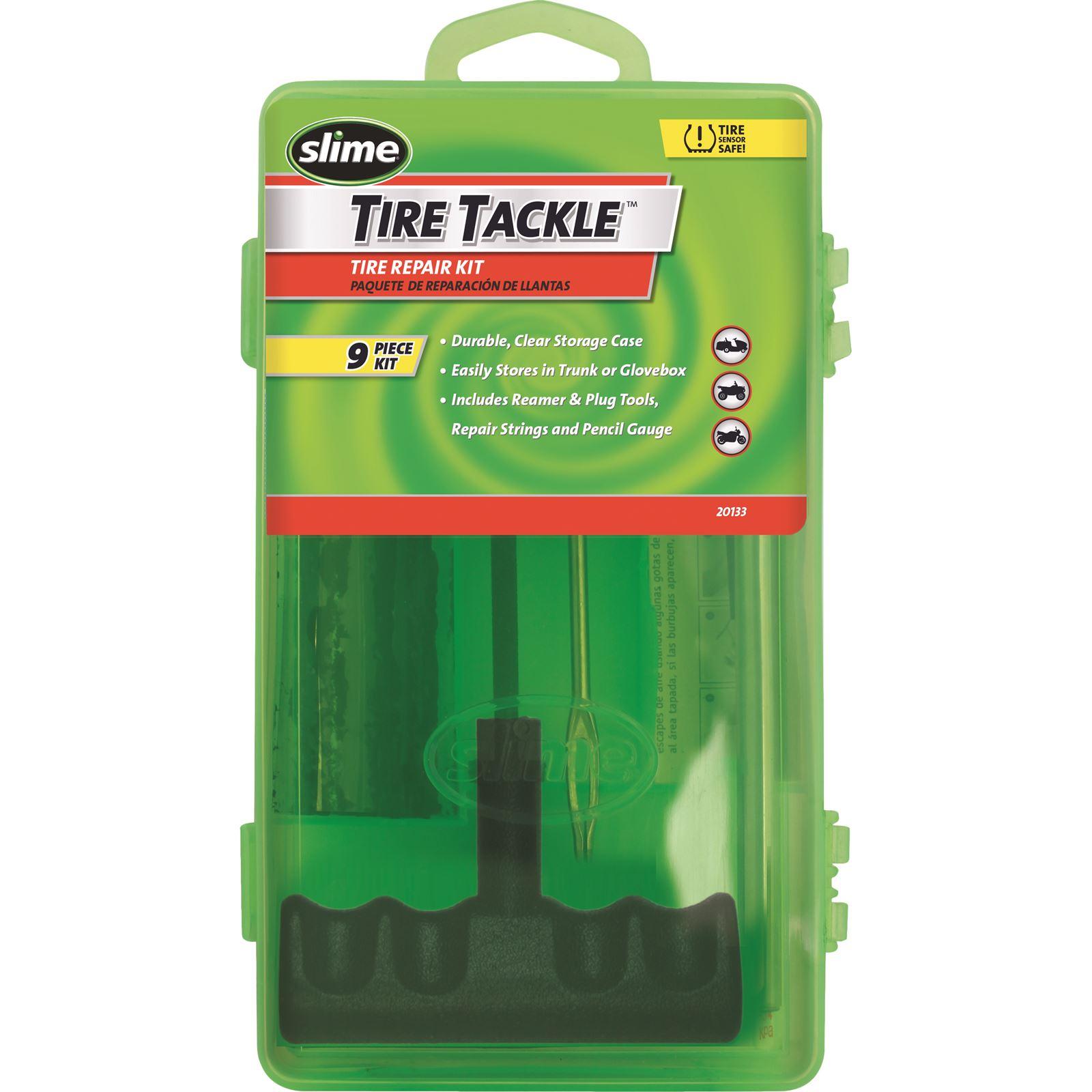 Slime Tire Tackle w/Box
