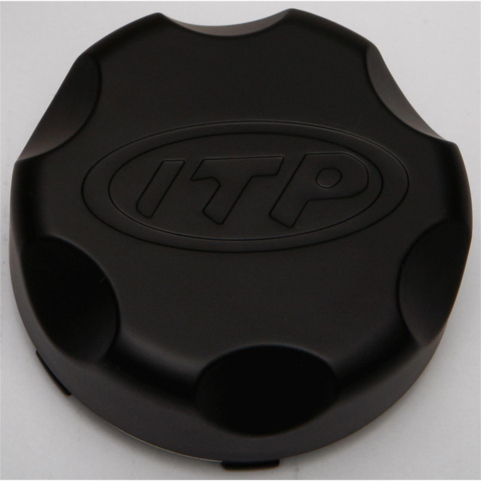 ITP Cast Aluminum Wheel Center Cap