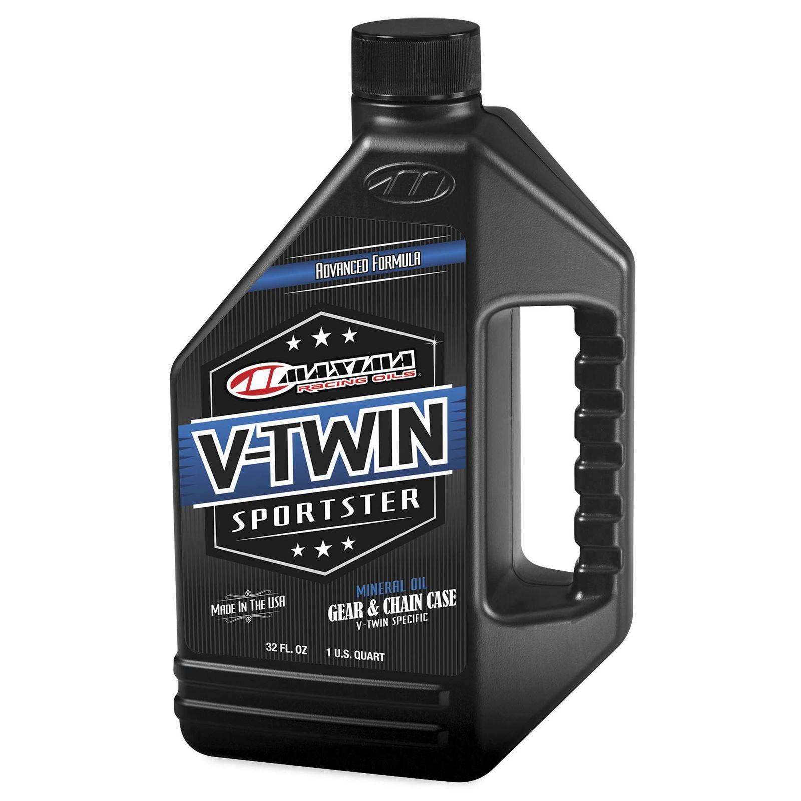Maxima Sportster Gear & Chain Case Oil