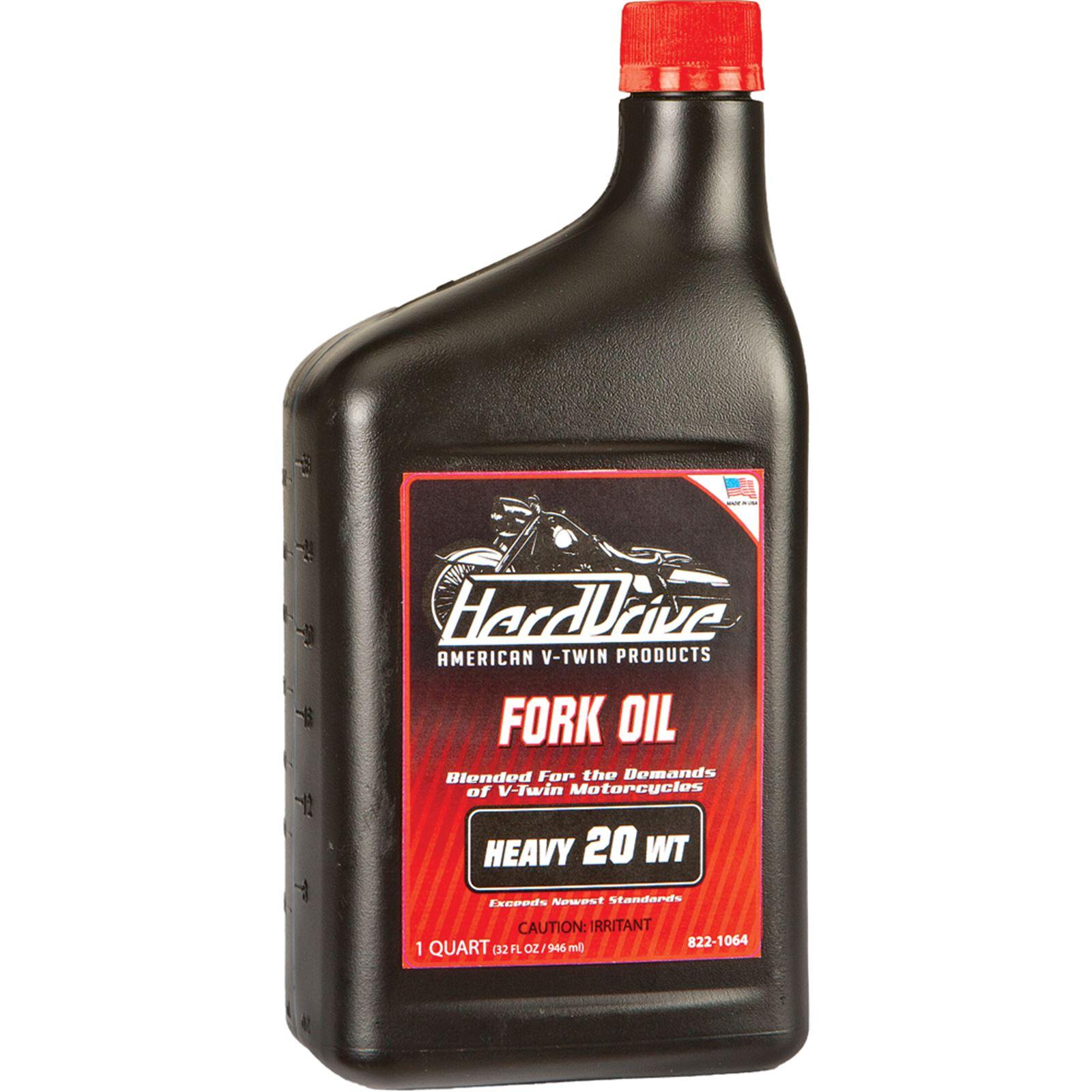 Harddrive Fork Oil