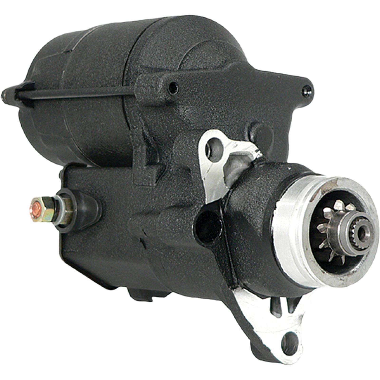 Harddrive Starter Motor