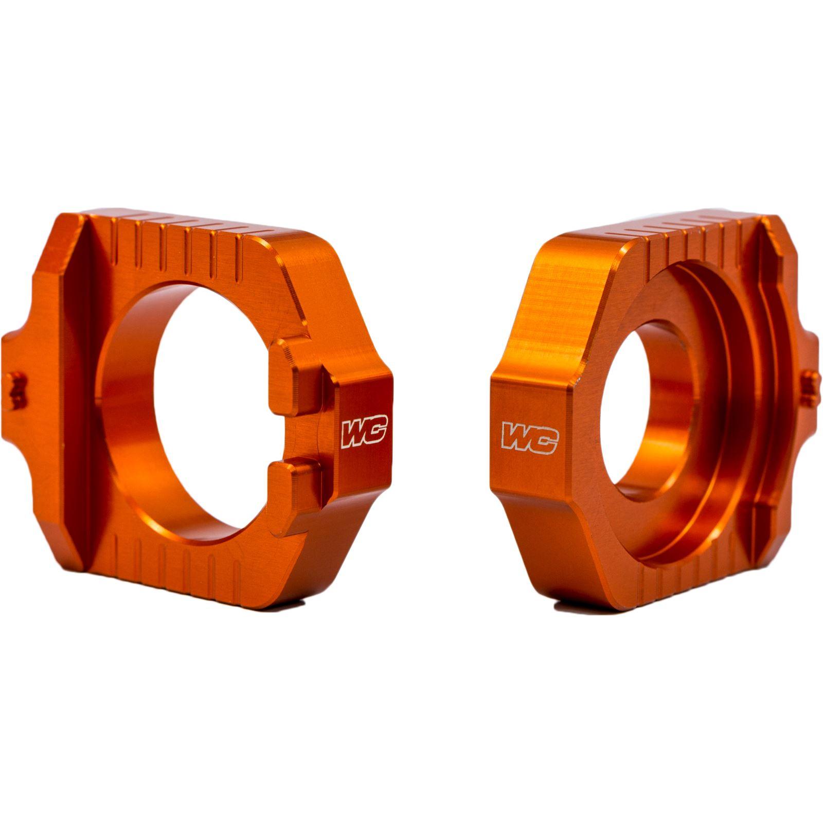 Works Elite Axle Blocks