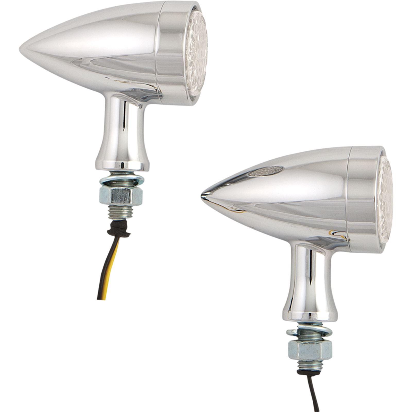 Harddrive Mini LED Bullet Marker Light