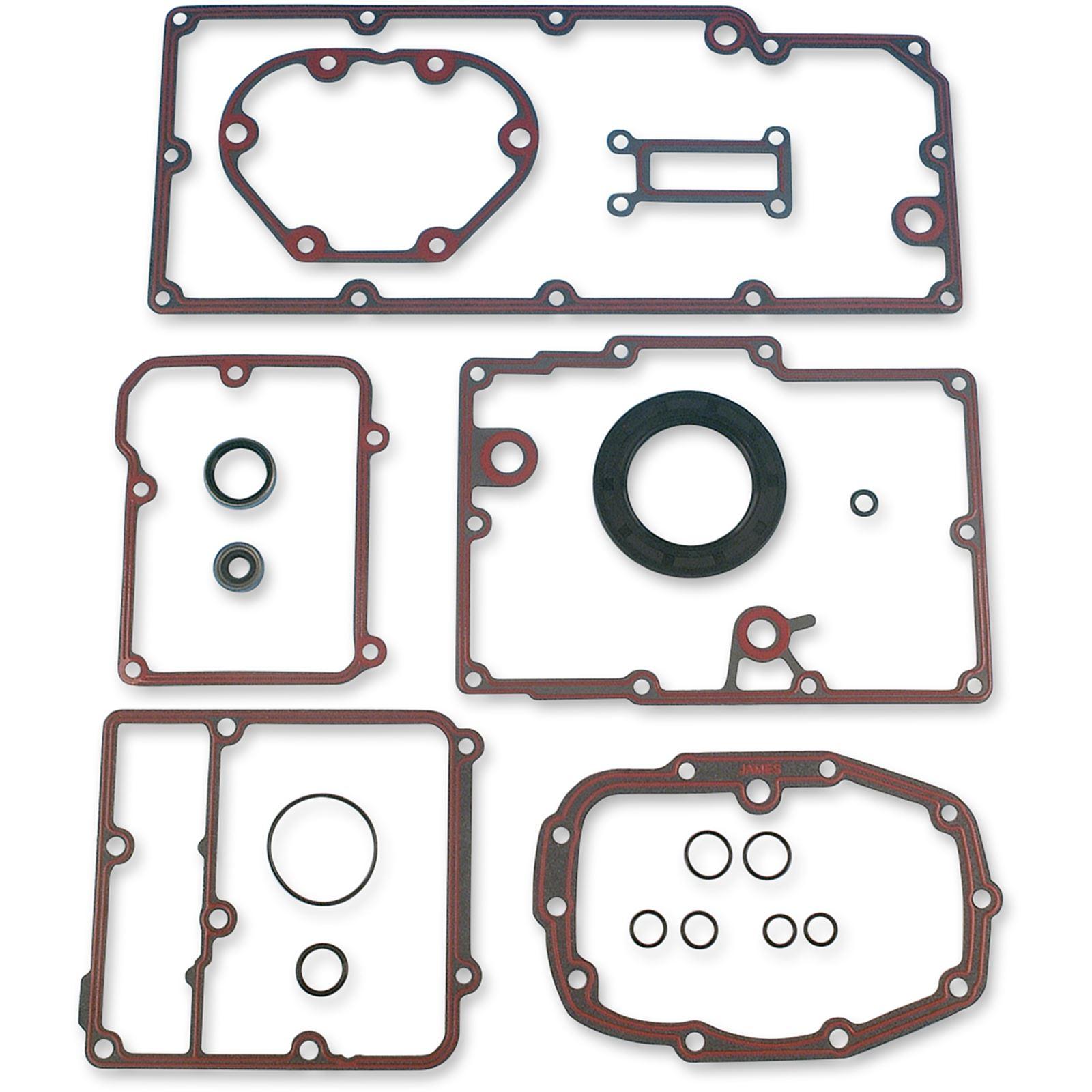 James Gaskets Transmission Gasket/Seal Kit - Twin Cam