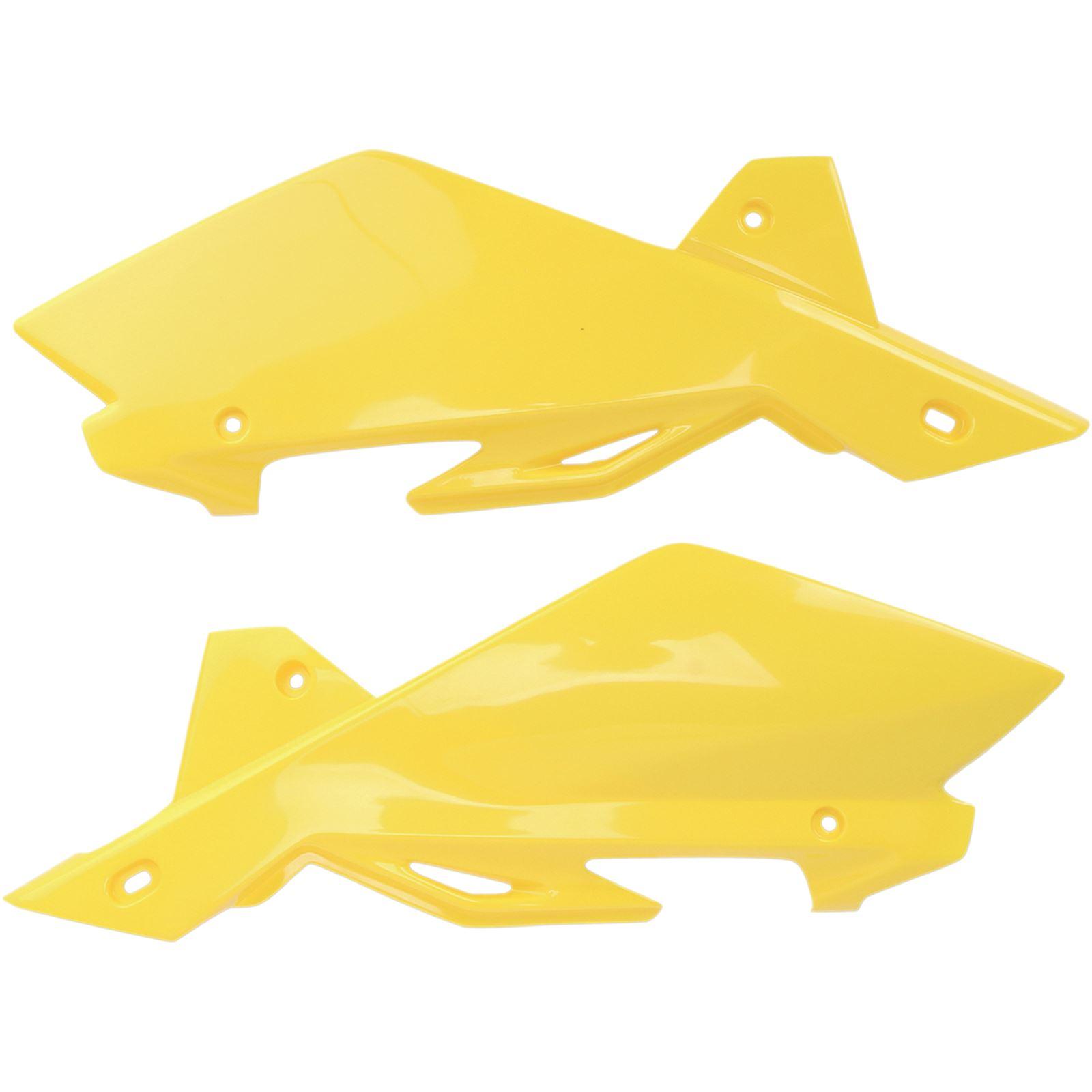 UFO Plastics Side Panel - Yellow