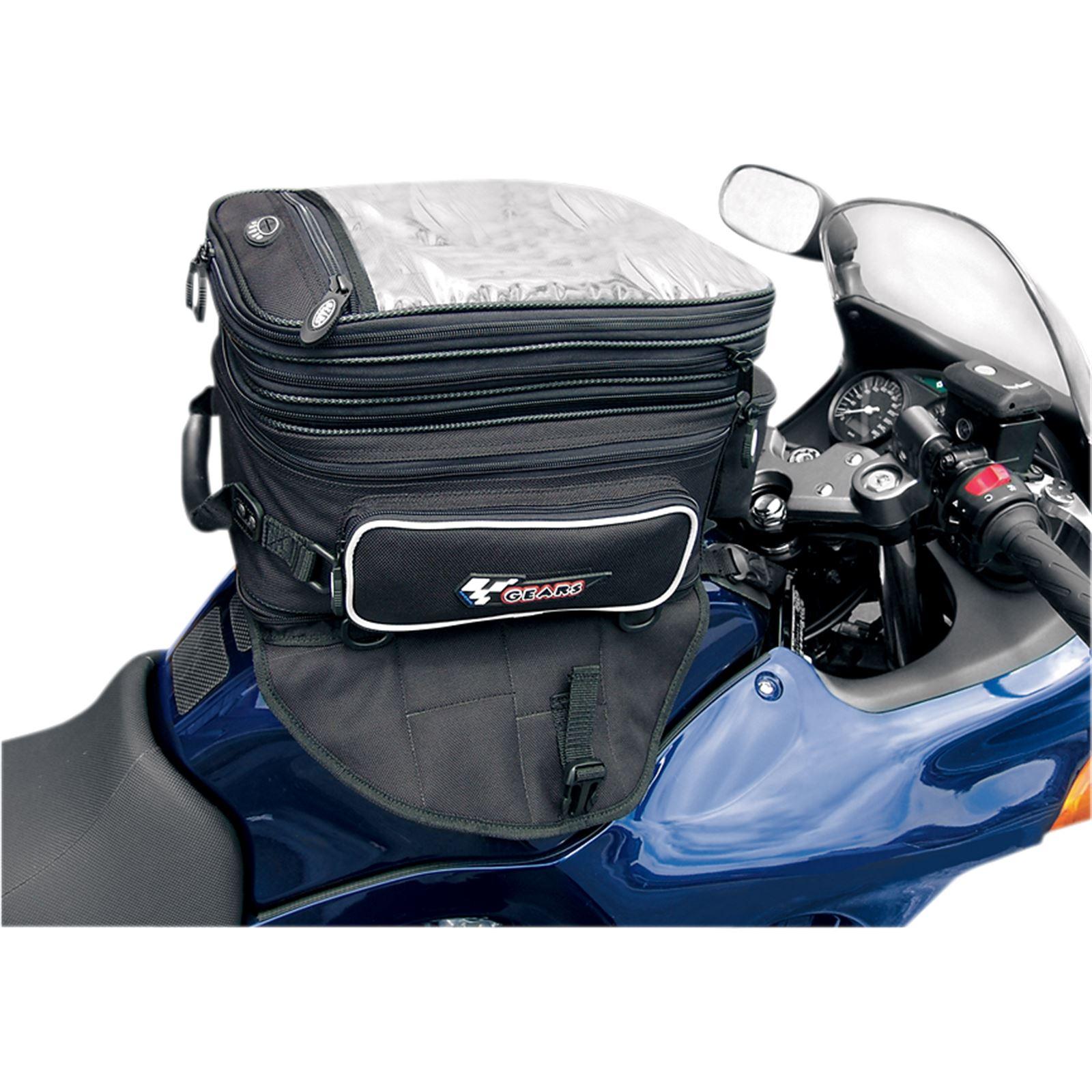 Gears Luggage Tank Bag