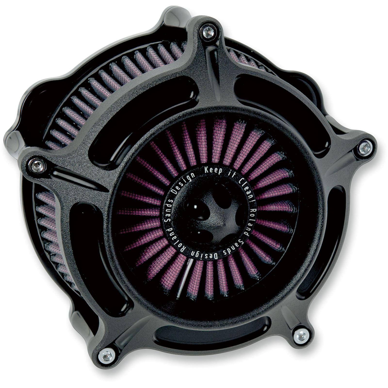 RSD Air Cleaner Turbine Black Ops - CV