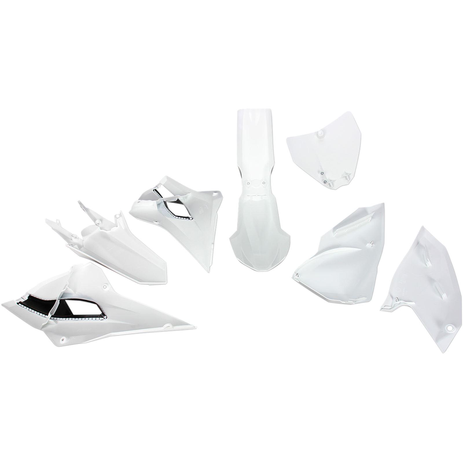 UFO Plastics Body Kit - White/Black - TC/FC