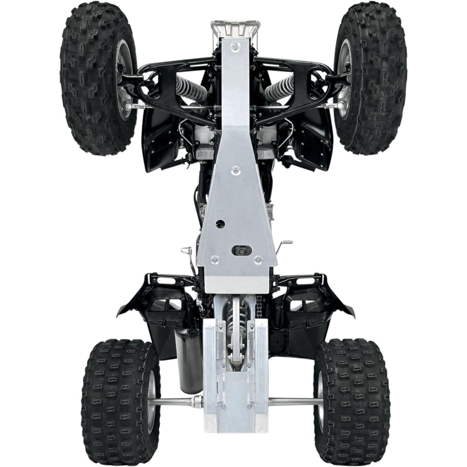 Motorsport Products Swingarm Skid Plate - Honda