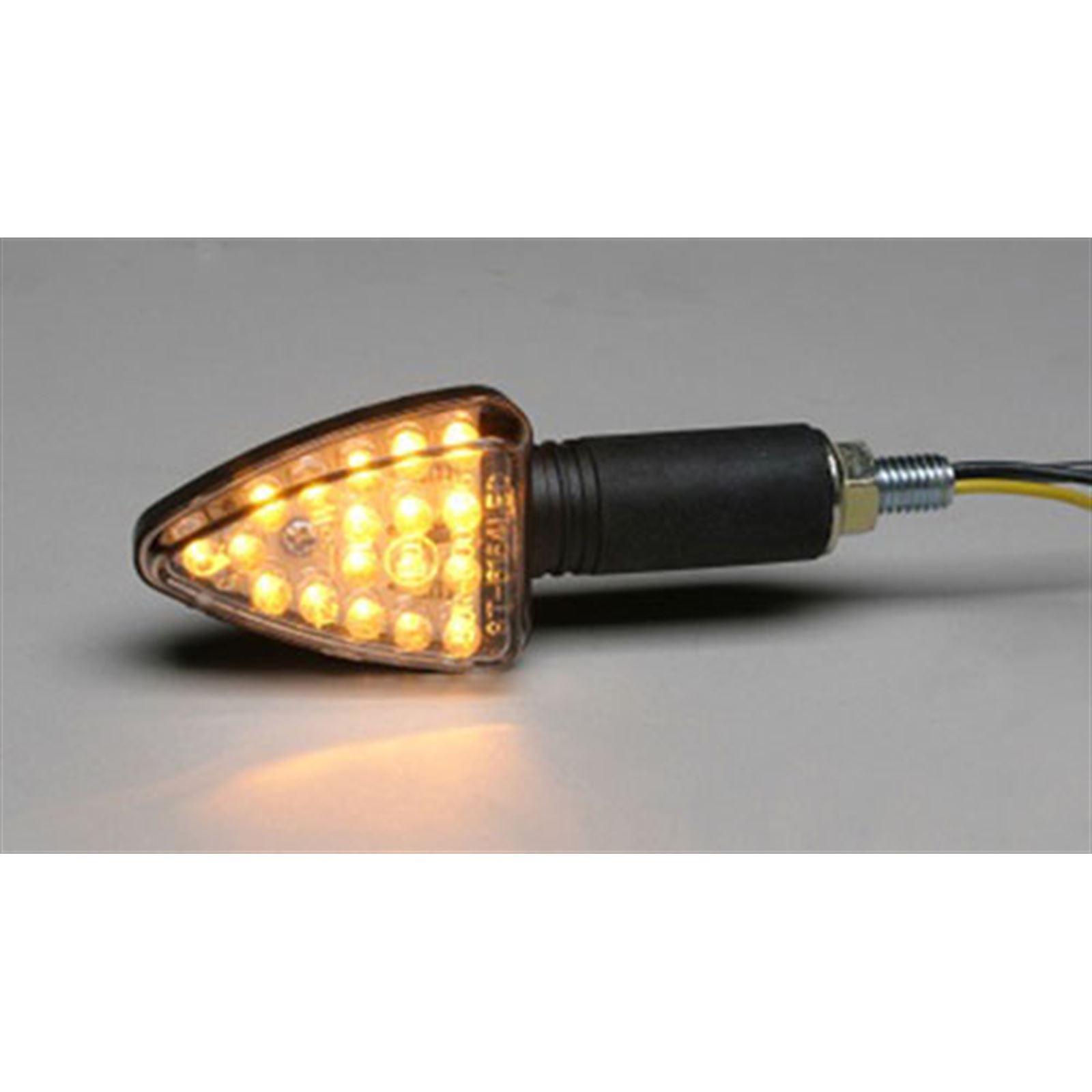 K S LED Arrow Marker Light - Long Stem