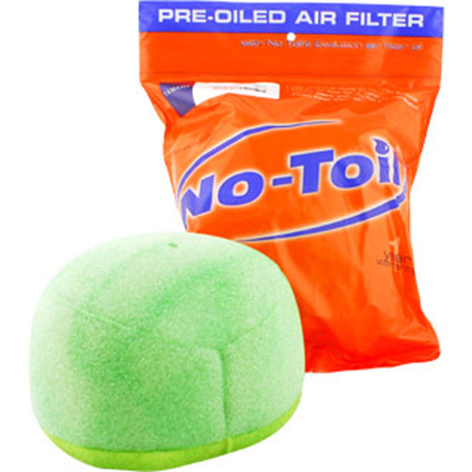 No Toil Pre-Oiled Filter