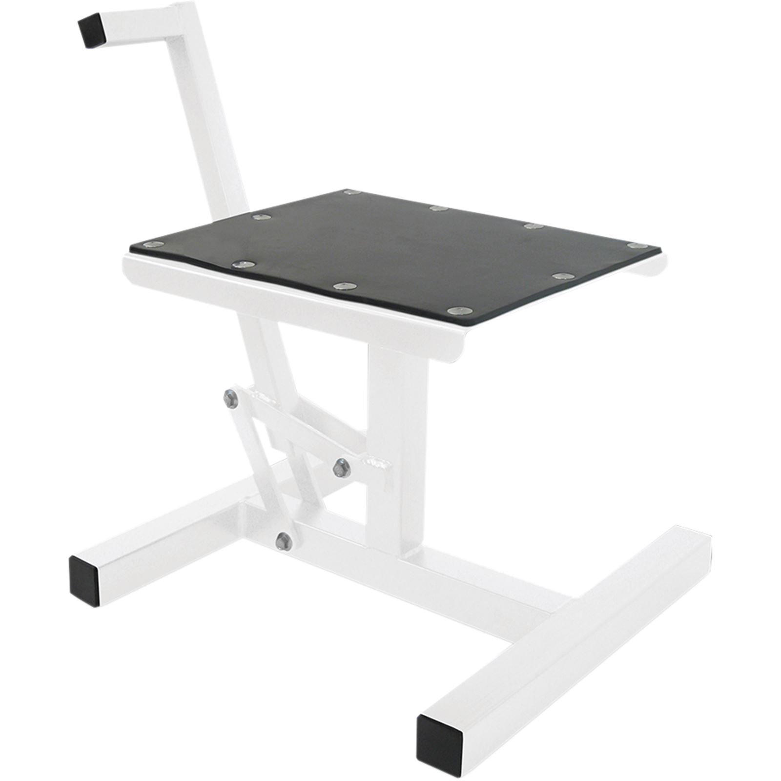 Motorsport Products Stand Lift Economy Steel White