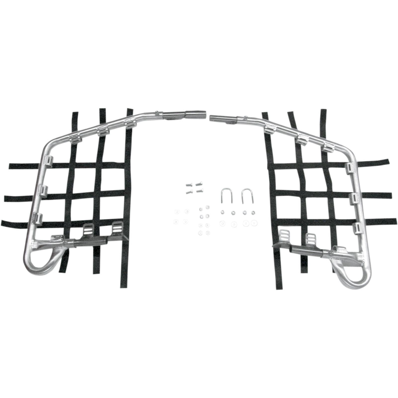 DG Nerf Bars - YFZ 450 - Natural/Black