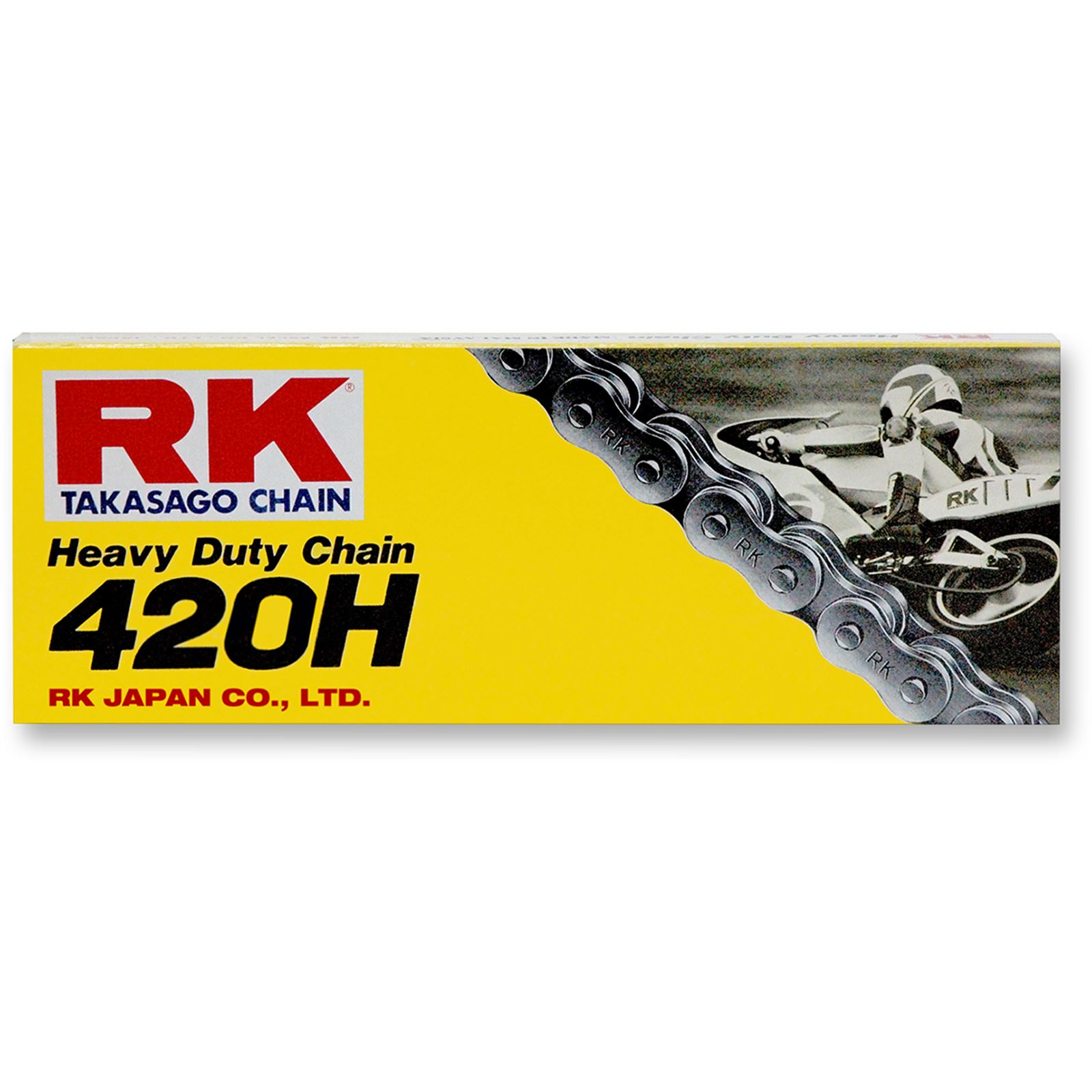 RK Excel M420 - Standard Chain - 100 Links