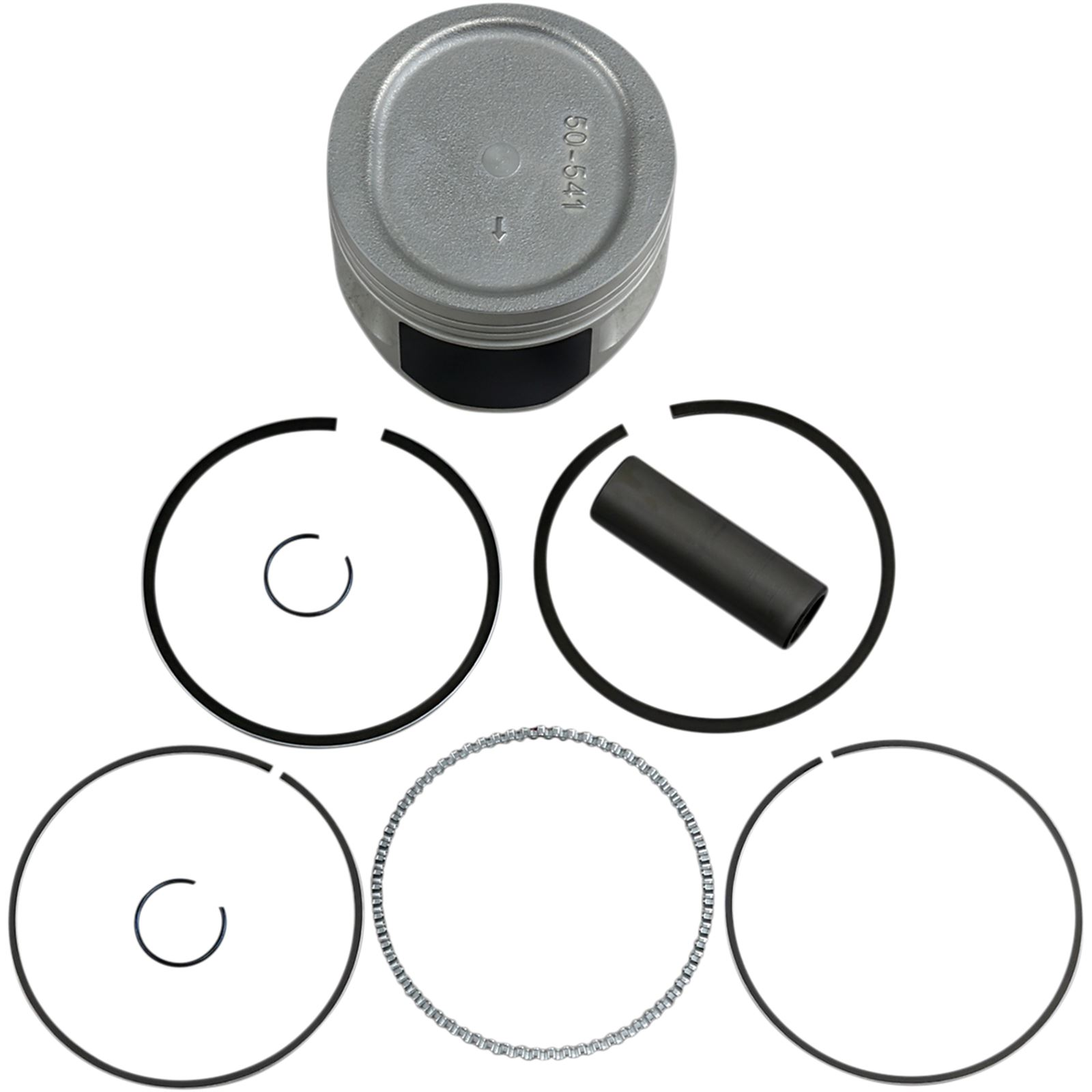 WSM Piston Kit