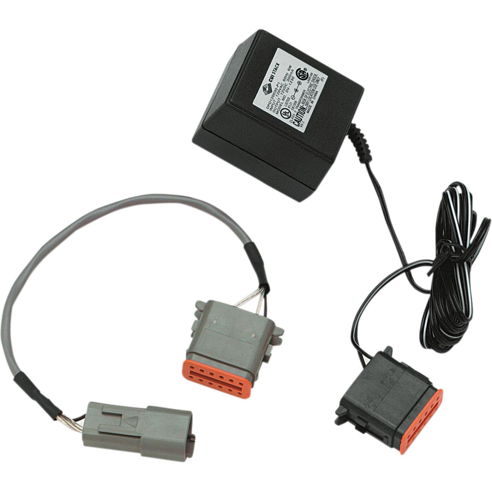 Daytona Twin Tec Power Adapter