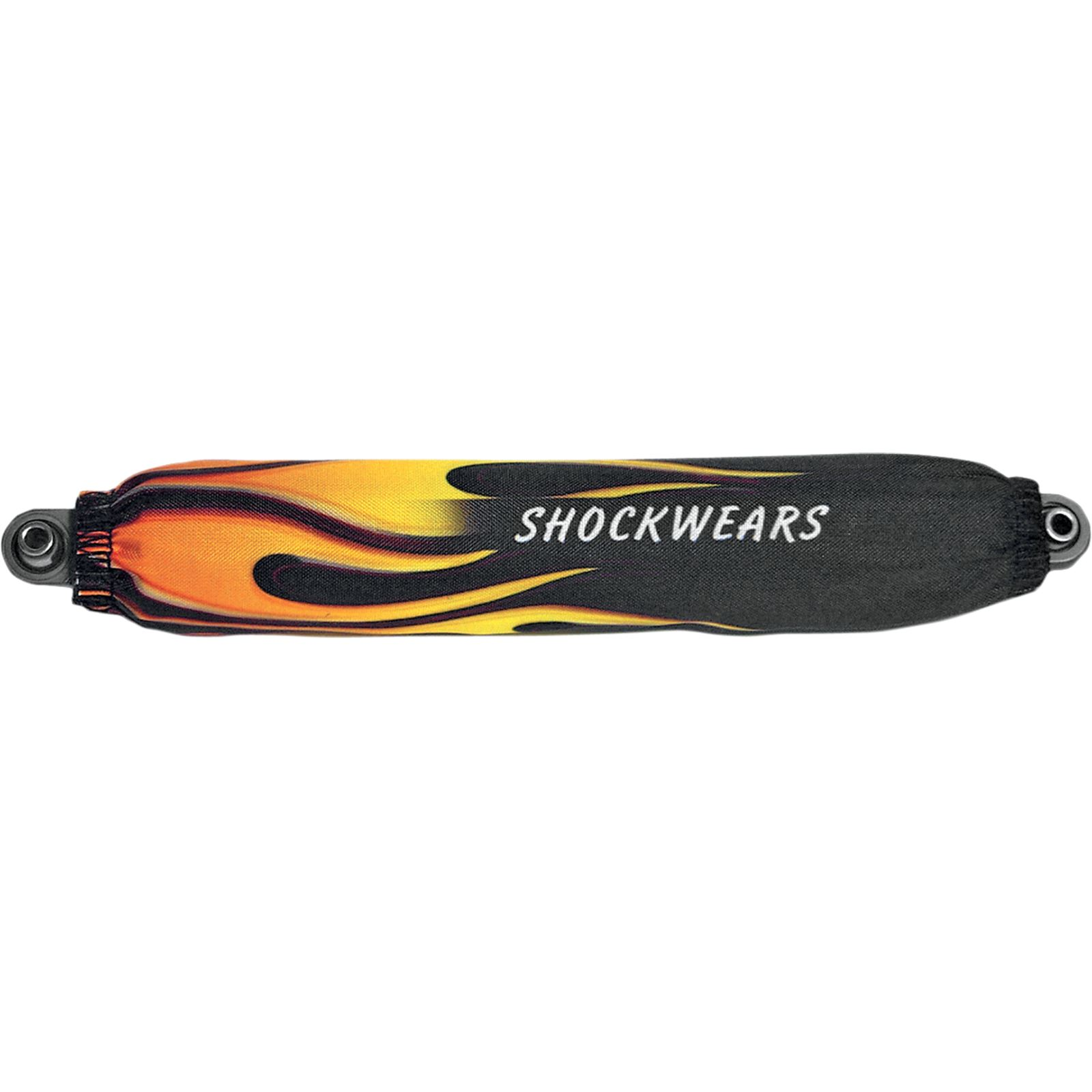 Outerwears Shock Covers Evo Flames