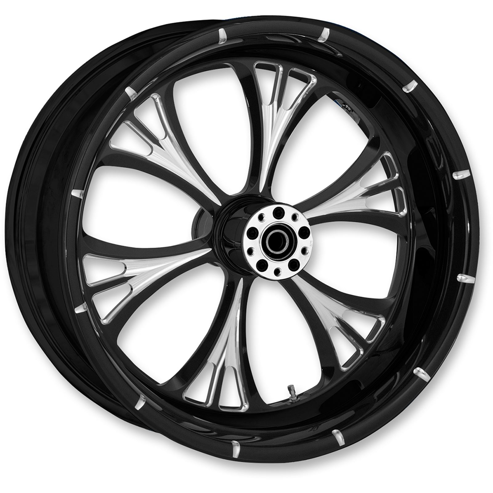 "RC Components Rear Majestic Eclipse 17"" x 6.25"" - '09+ FLH"