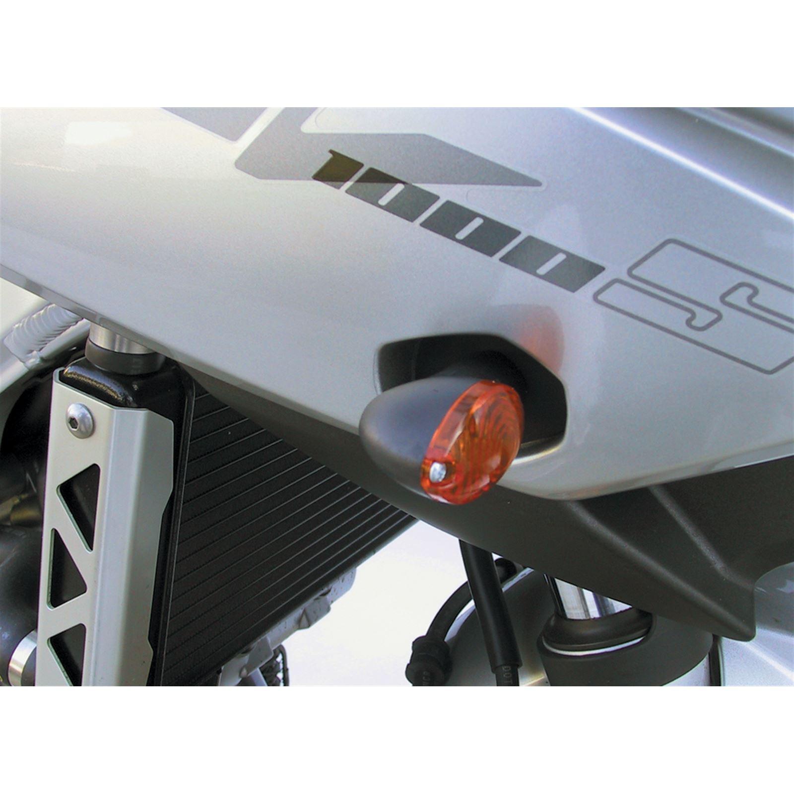 Targa Marker Light Adapter Plates