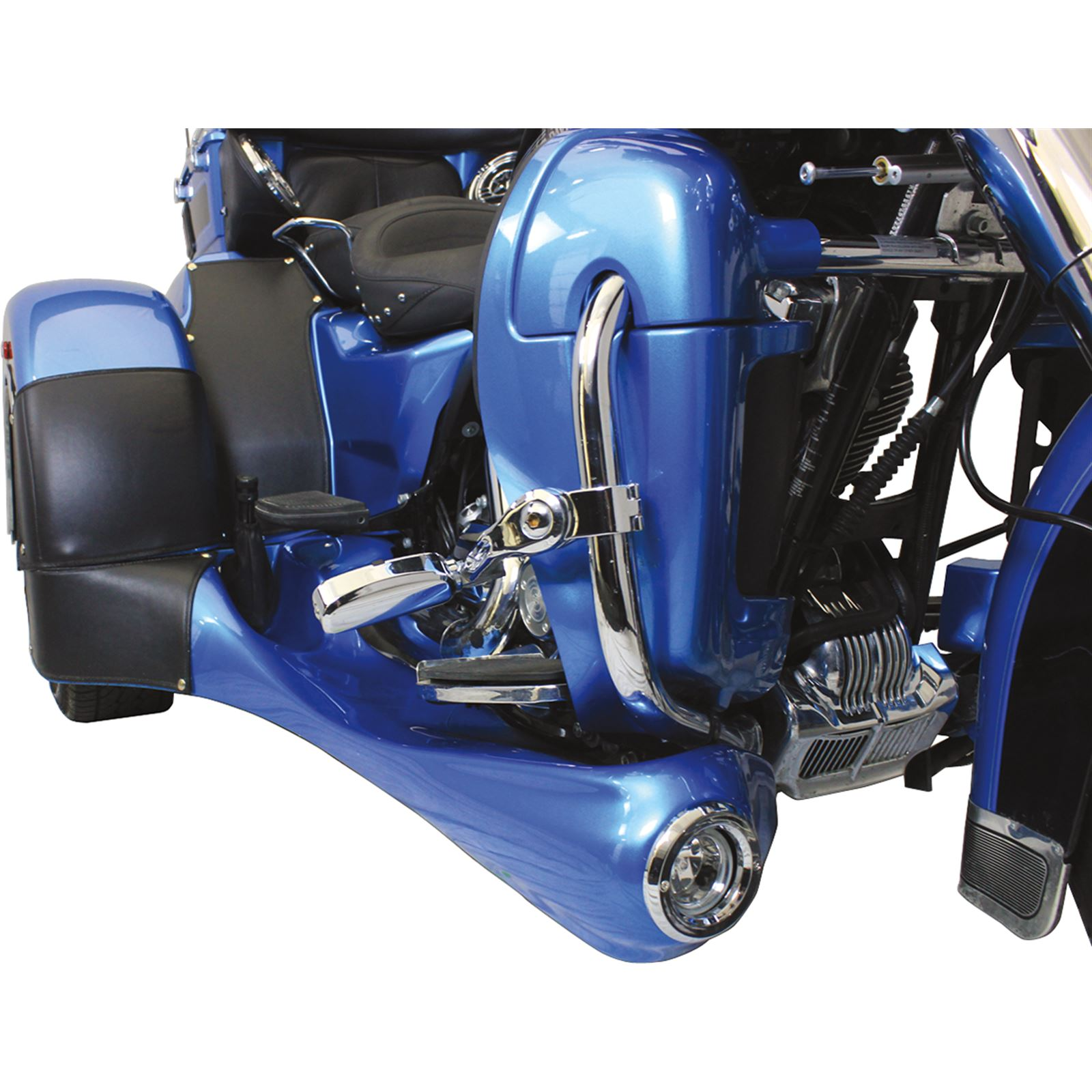 Motor Trike Trax Bra