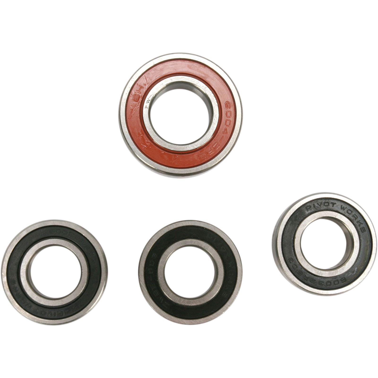 Pivot Works Wheel Bearing - Rear