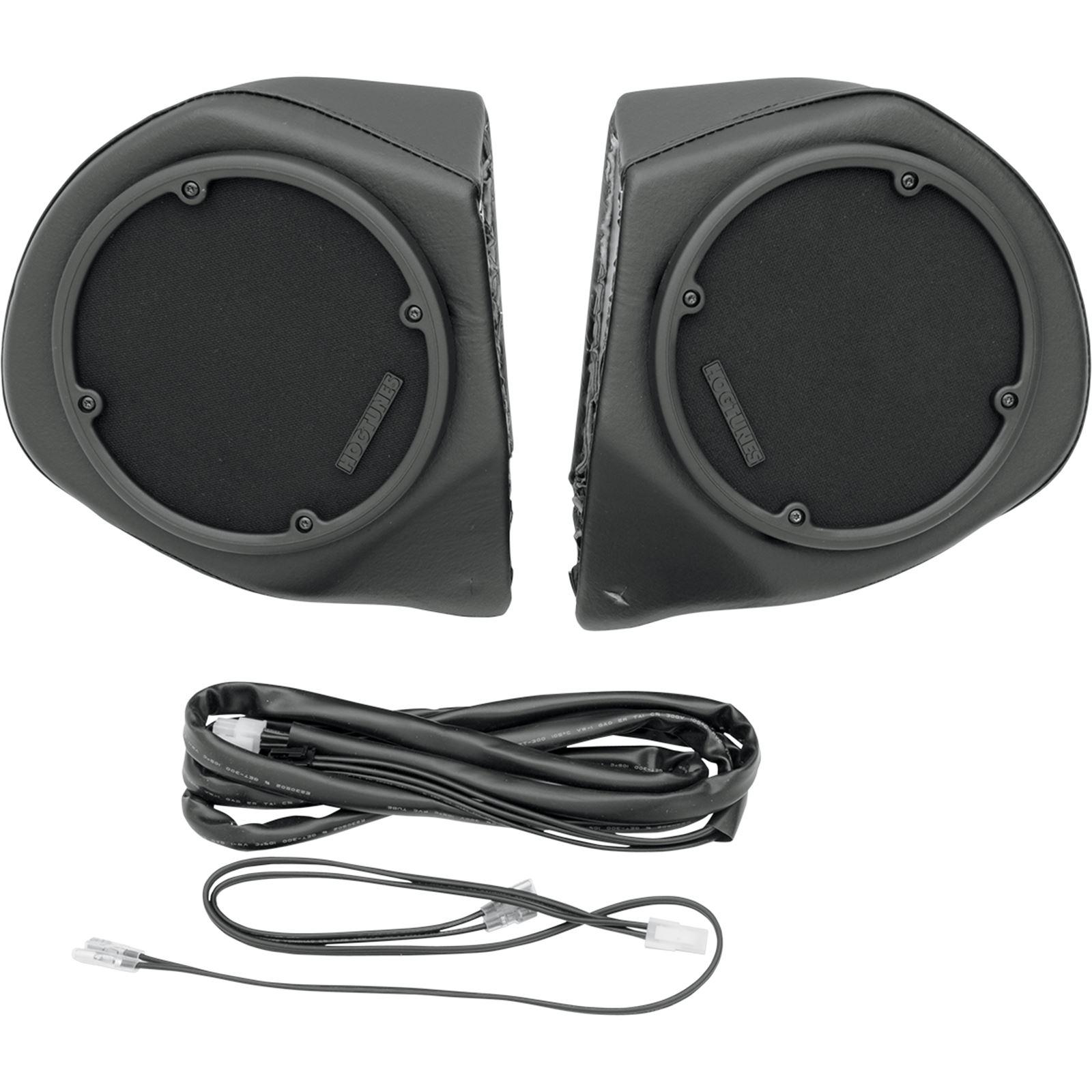 Hogtunes Rear Speaker Pods - Harley Davidson