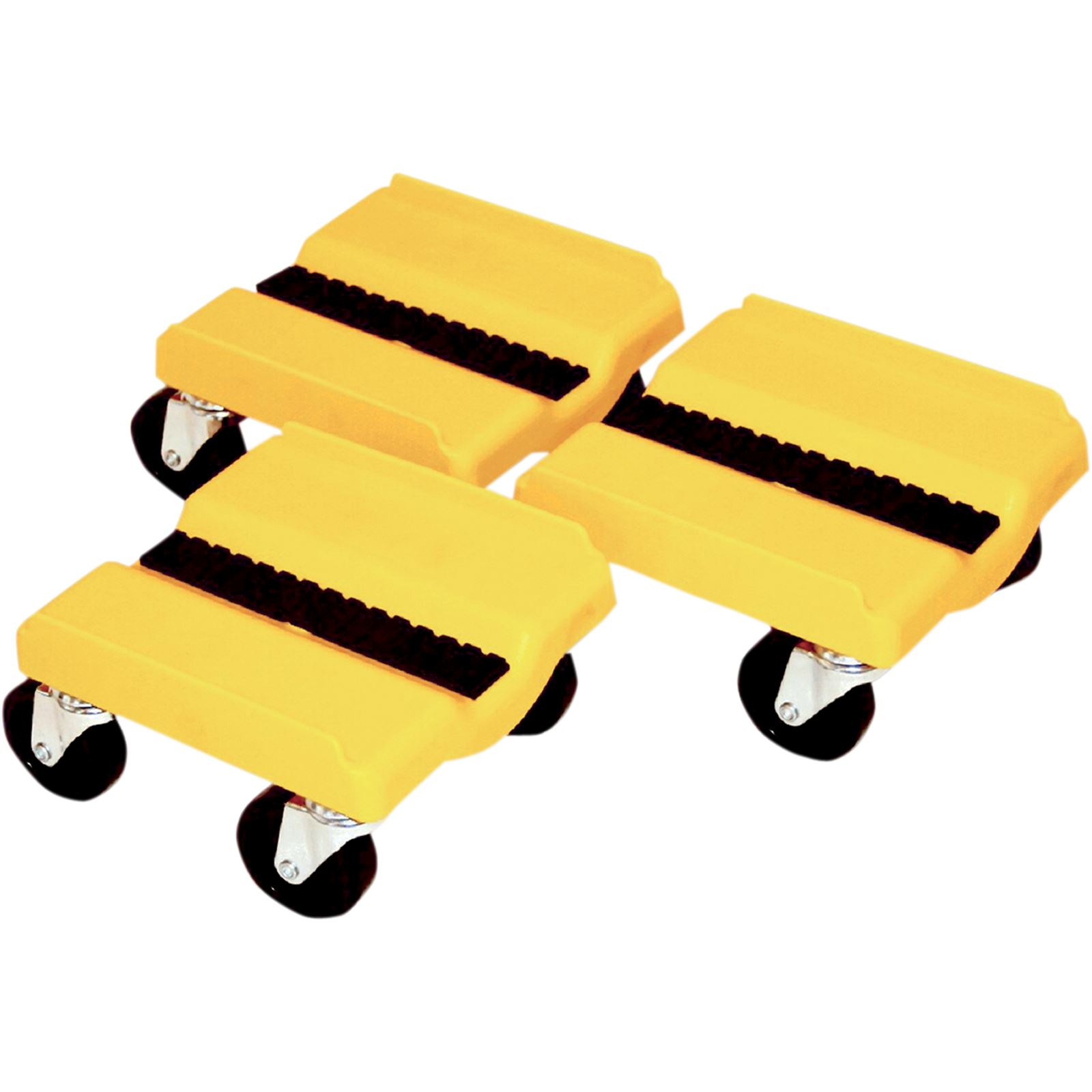Supercaddy Dolly Super Sport - Yellow
