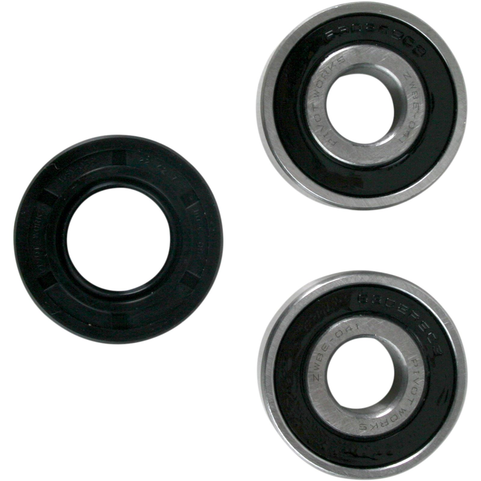 Pivot Works Wheel Bearing - Front