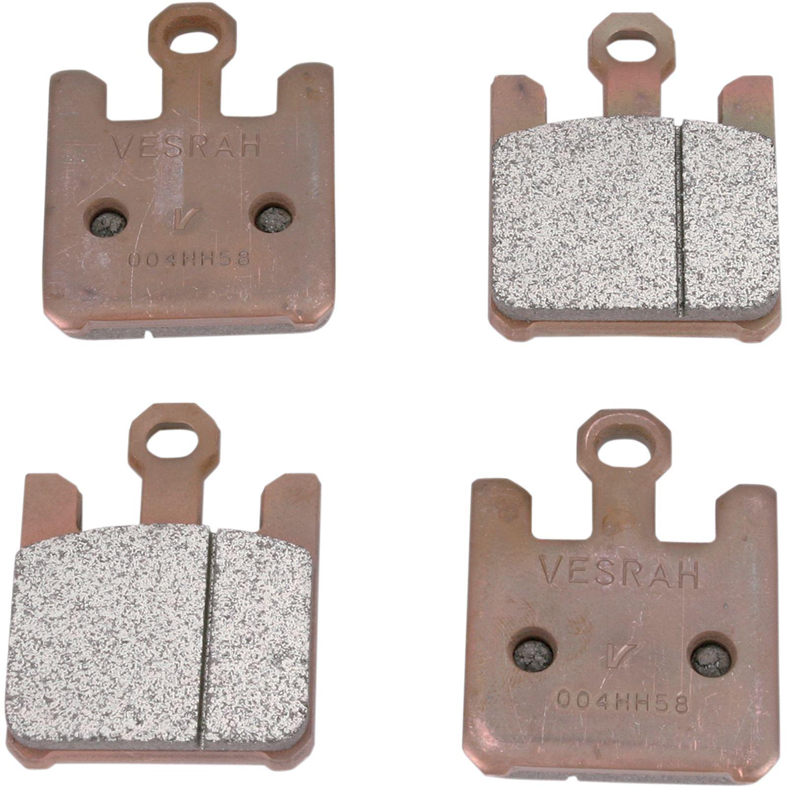 Vesrah JL Sintered Metal Brake Pads - VD-354JL