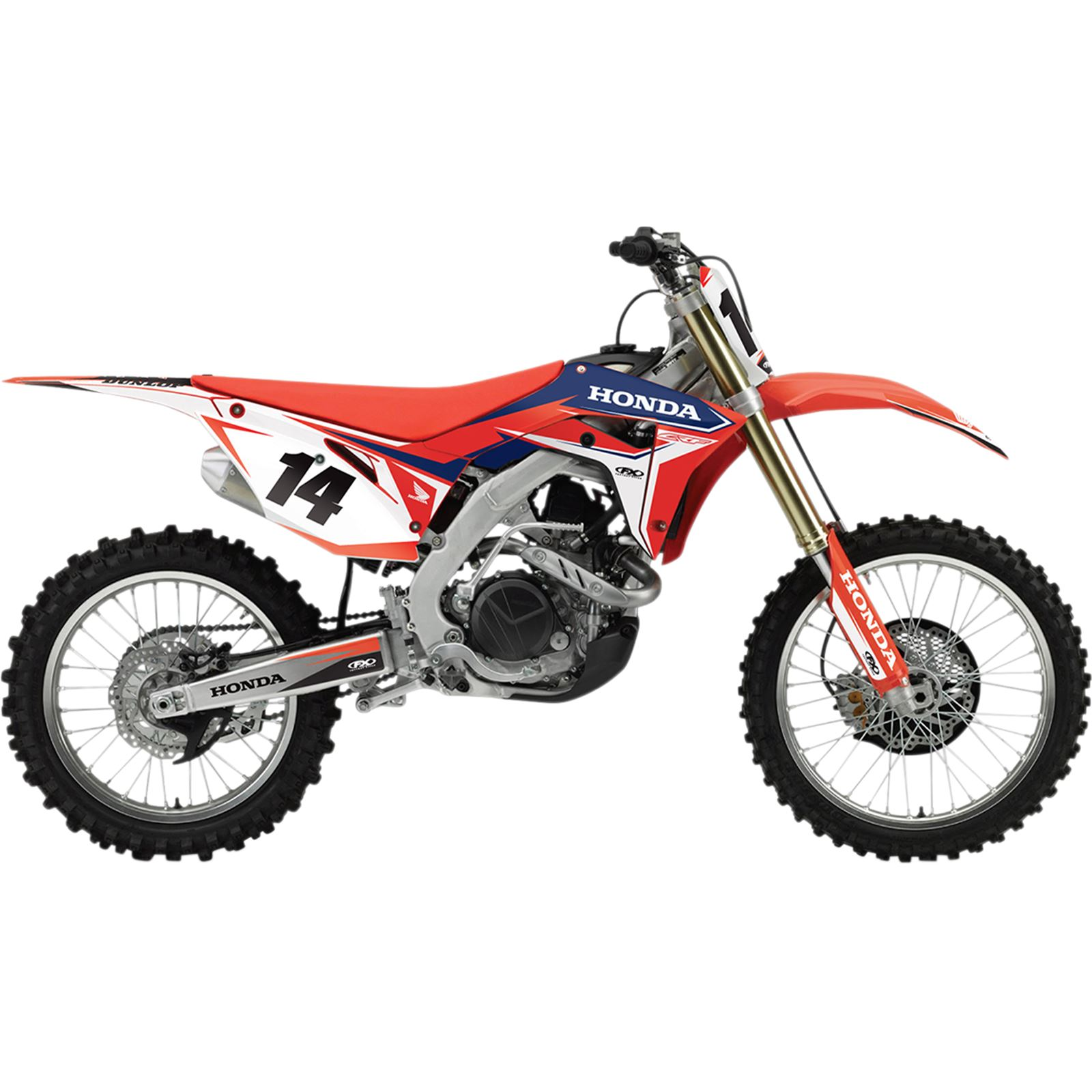 Factory Effex Evo 16 Graphic Kit - CRF2/4 09-13