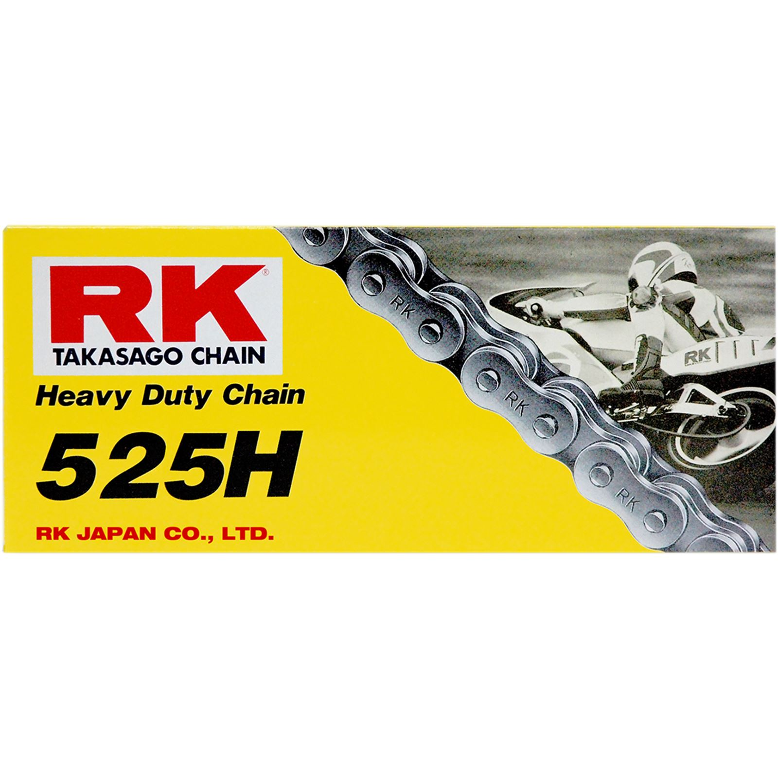 RK Excel 525 - Heavy-Duty Chain - 110 Links