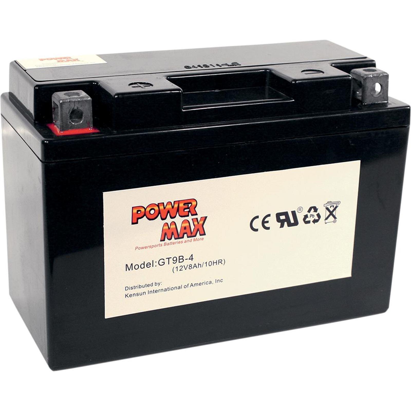 Power Max Battery - YT9B-4