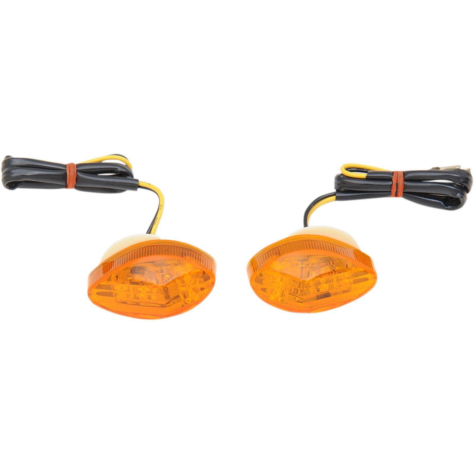 Comp. Werkes LED Marker Lights - Honda - Amber