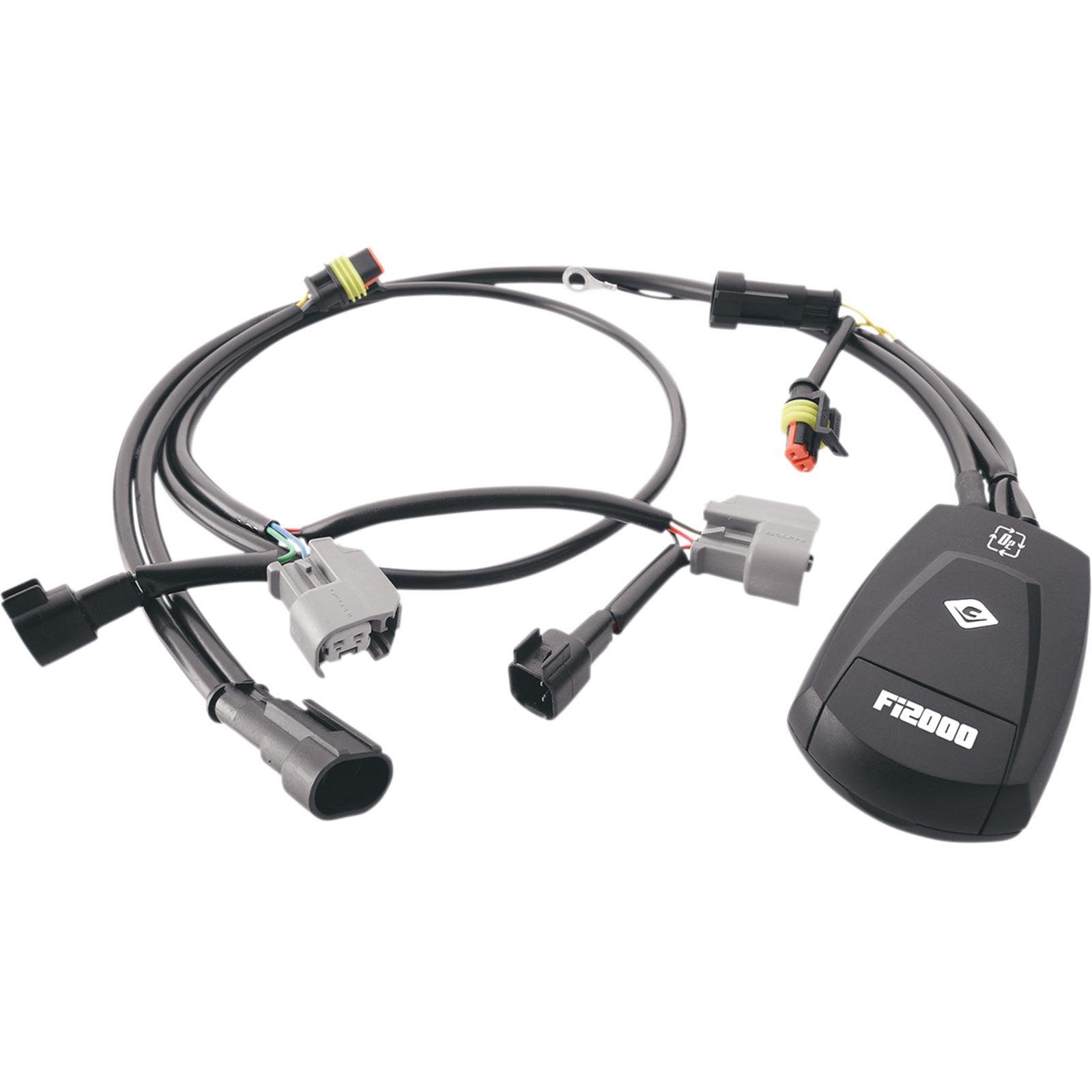 Cobra FI2000™ O2 Standard Fuel Processor - '06 Dyna