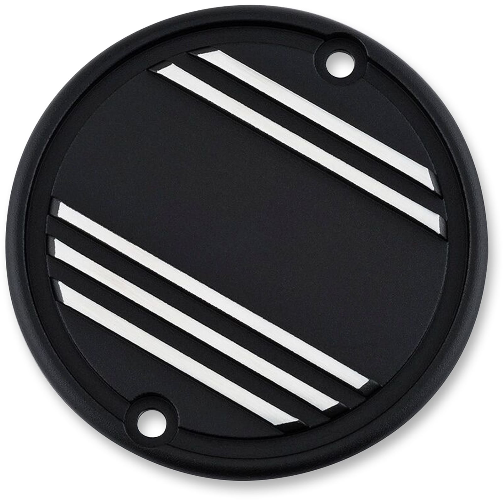 British Customs Case Access Cover - Black/Polished
