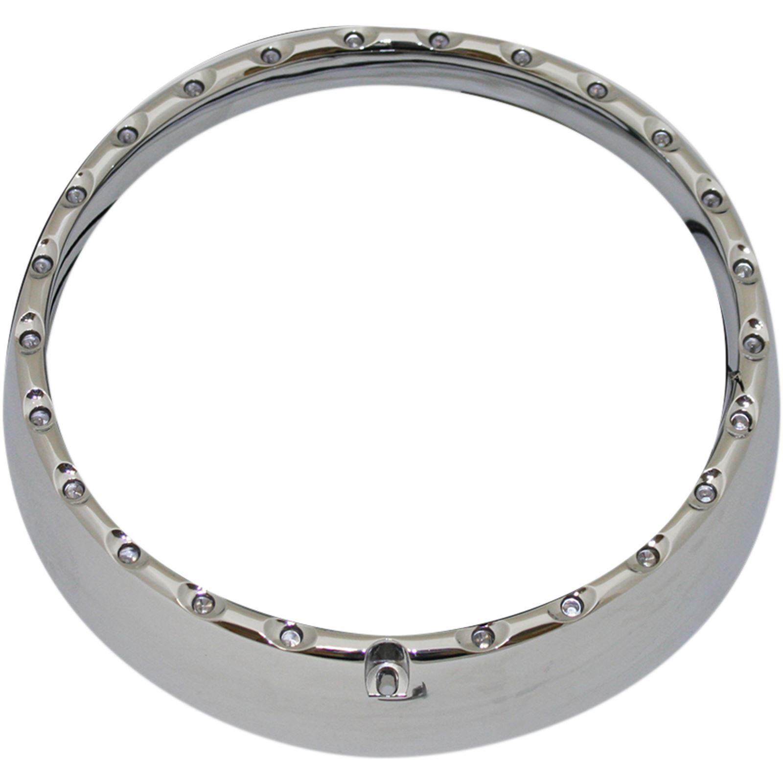Custom Dynamics Halo Headlight Trim Ring - Chrome