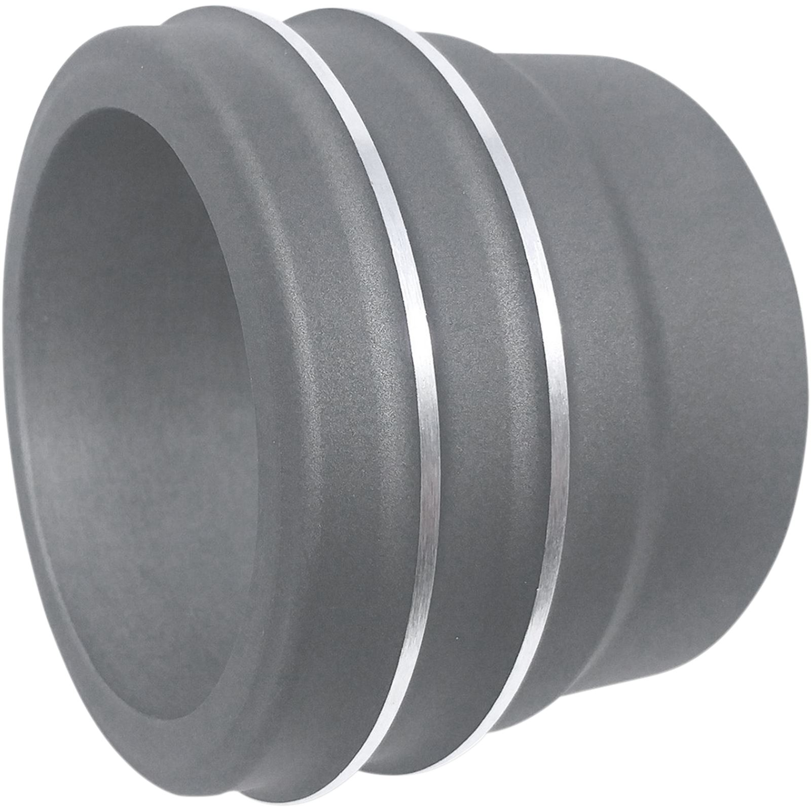 "Covingtons 3"" Destroyer Exhaust Tip - Grey - Ripper"
