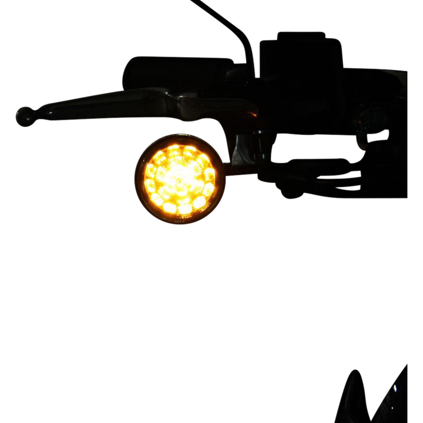 Custom Dynamics Bullet Signal Insert - 1156 - Amber