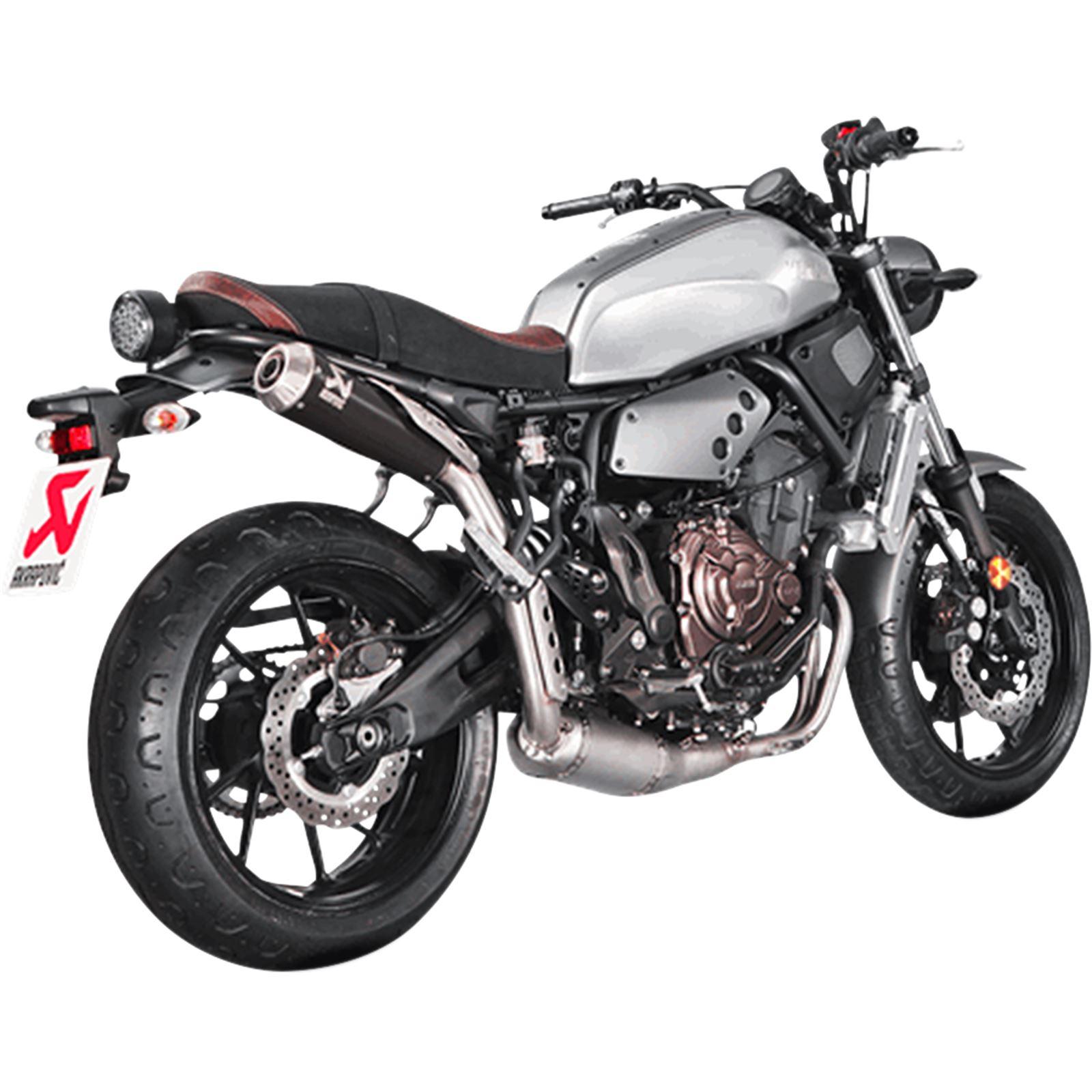 Akrapovic Race Exhaust - Titanium