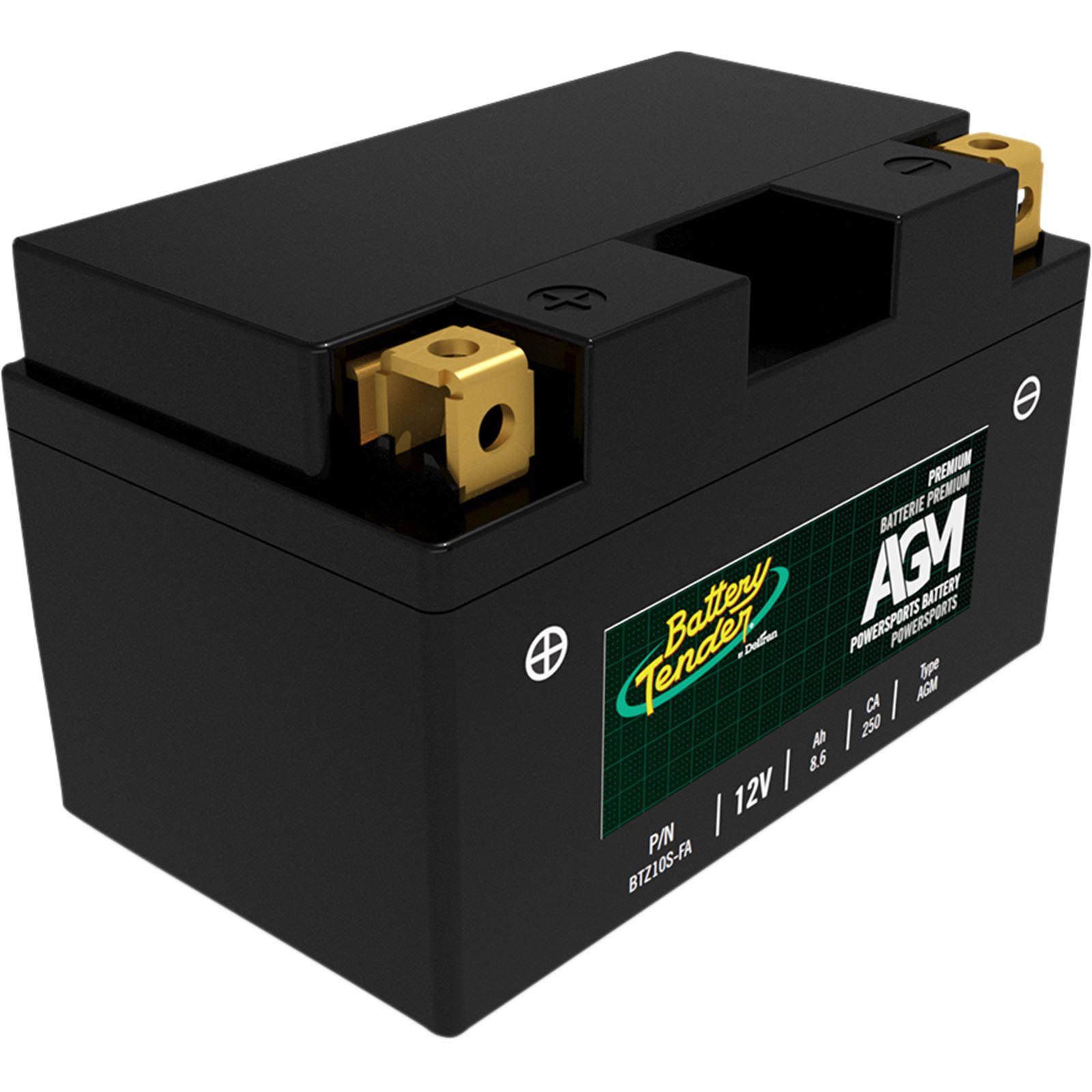 Battery Tender AGM Battery - BTZ10S-FA