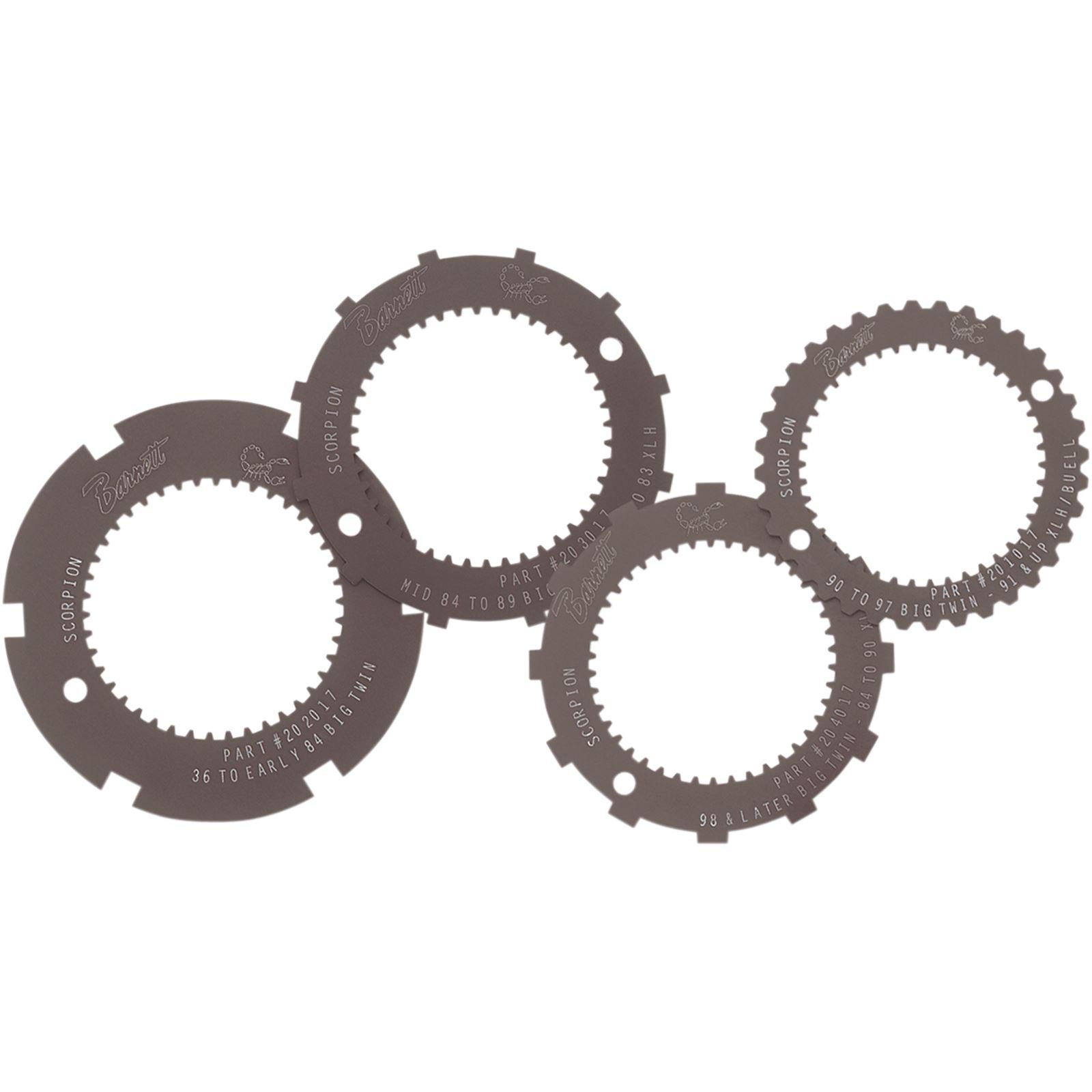 Barnett Performance Tool Clutch Lock Plate