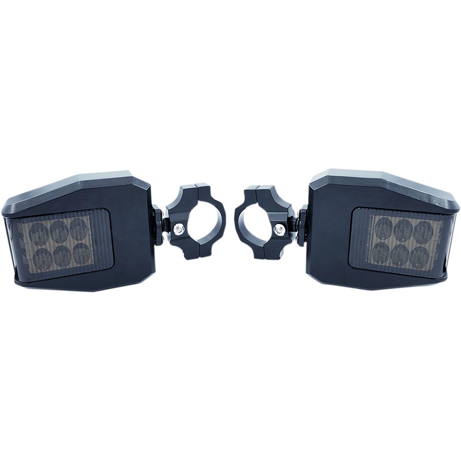 Brite-Lites LED Lighted Mirror Kit - UTV