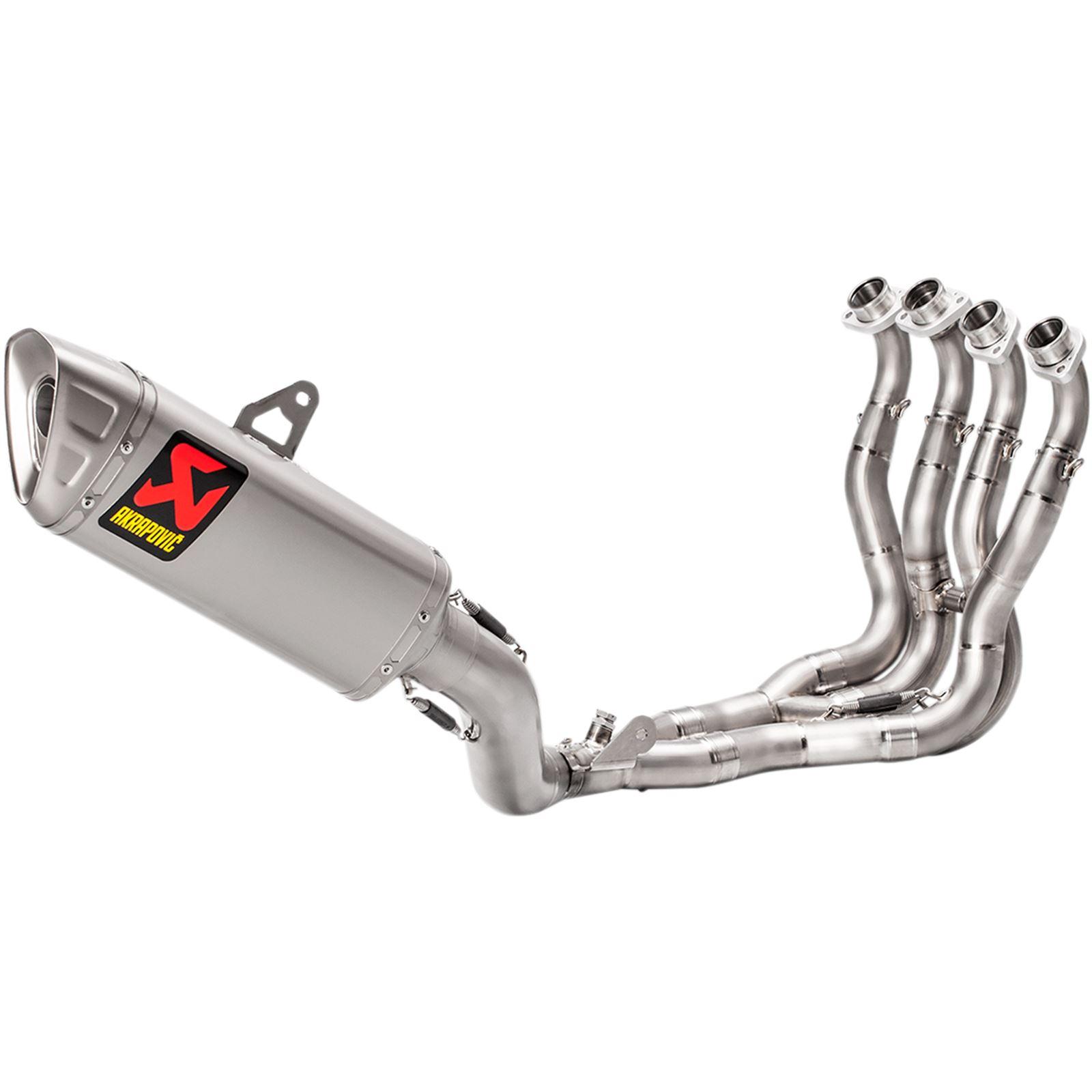 Akrapovic Evolution Exhaust - Titanium