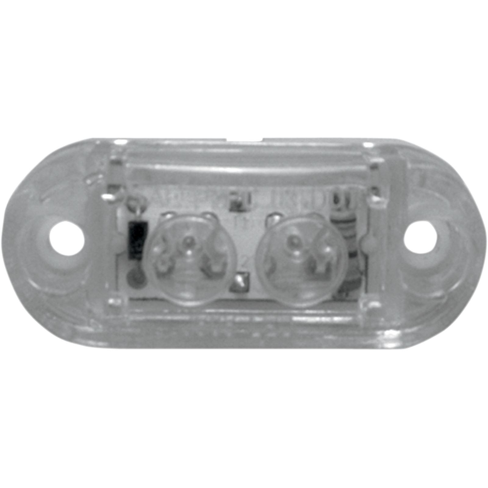 "Brite-Lites 2.5"" Oval LED Light - Amber"