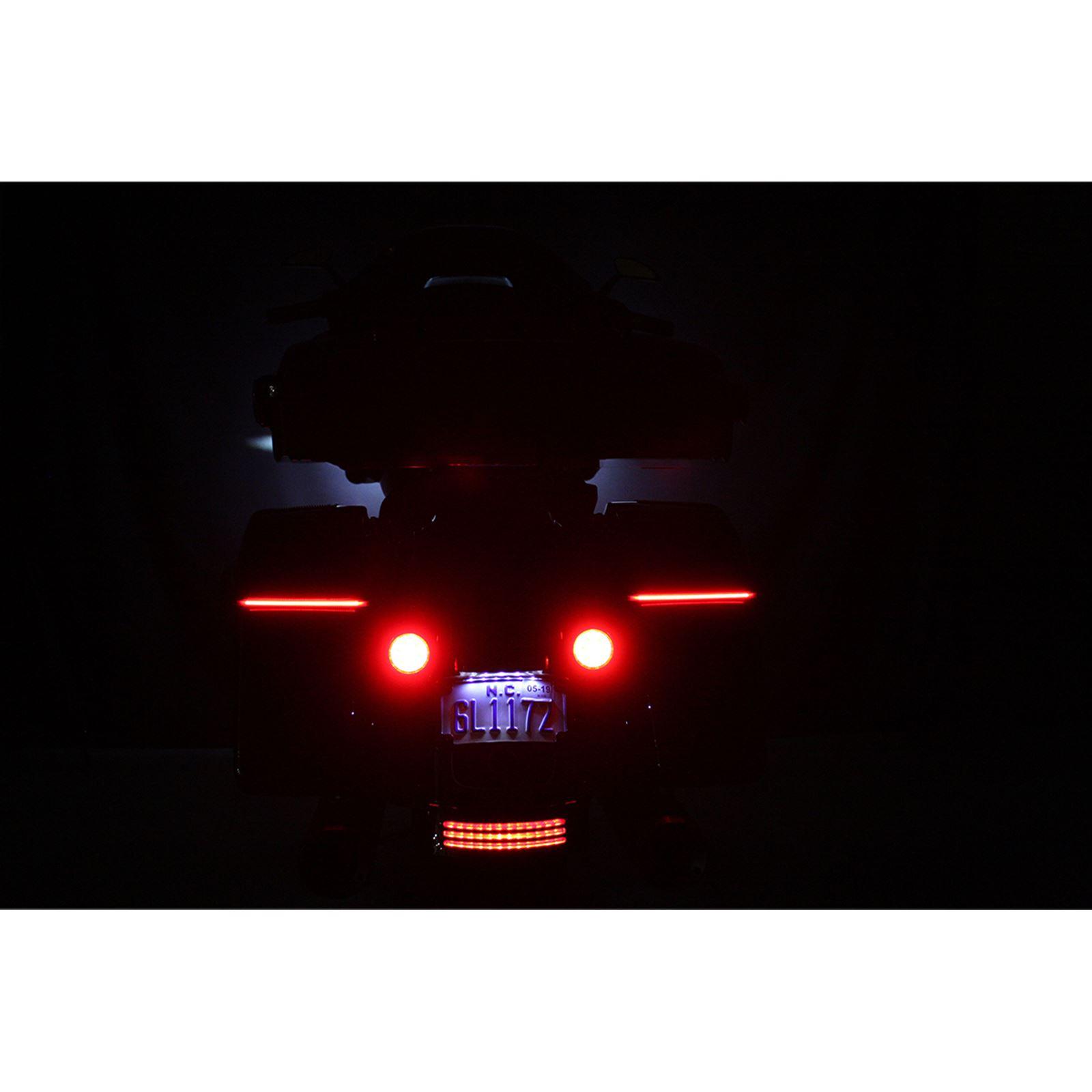 Custom Dynamics LED Low-Profile BAGZ™ Accent Lights - '97-'13 - Smoke Lens