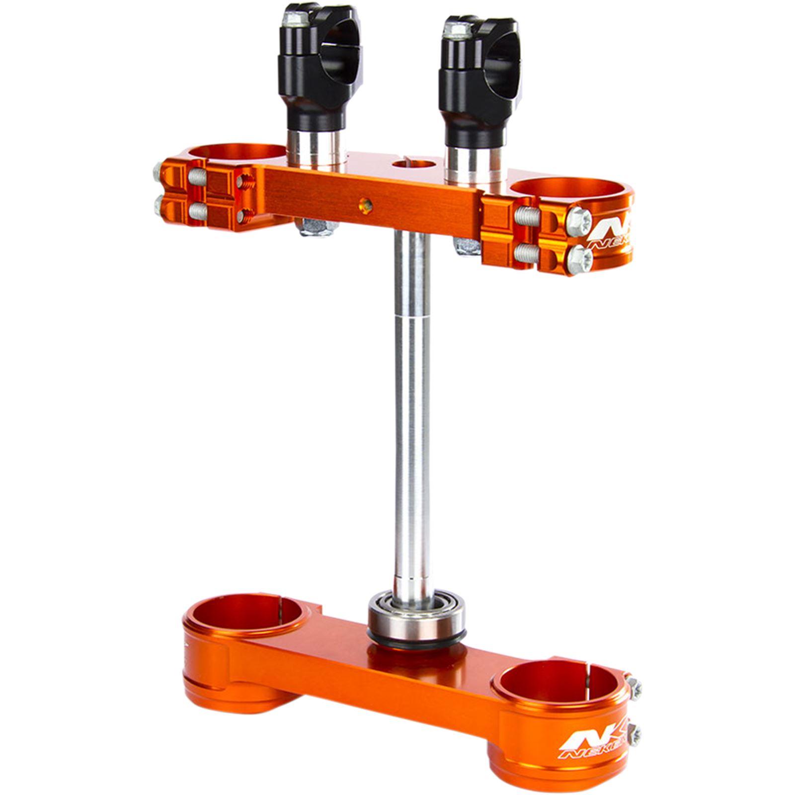 Neken Triple Clamp SX65 - Orange