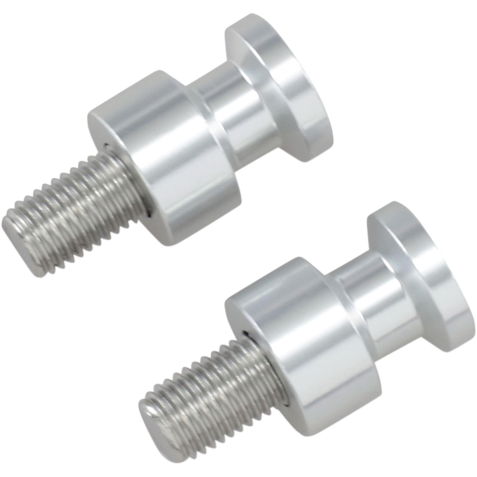 Factory Effex Swingarm Spool - Silver - 6 mm