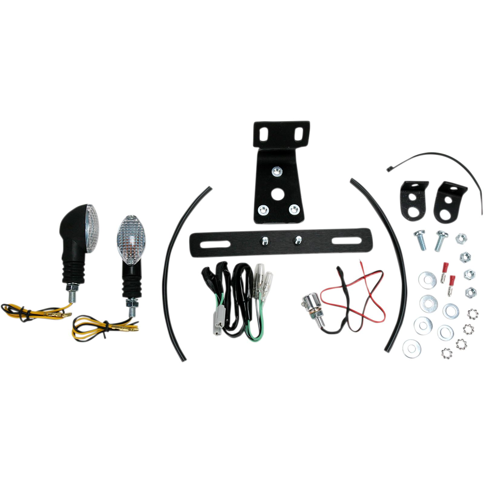 Targa Tail Kit with Signals - YZFR1 '09-'14