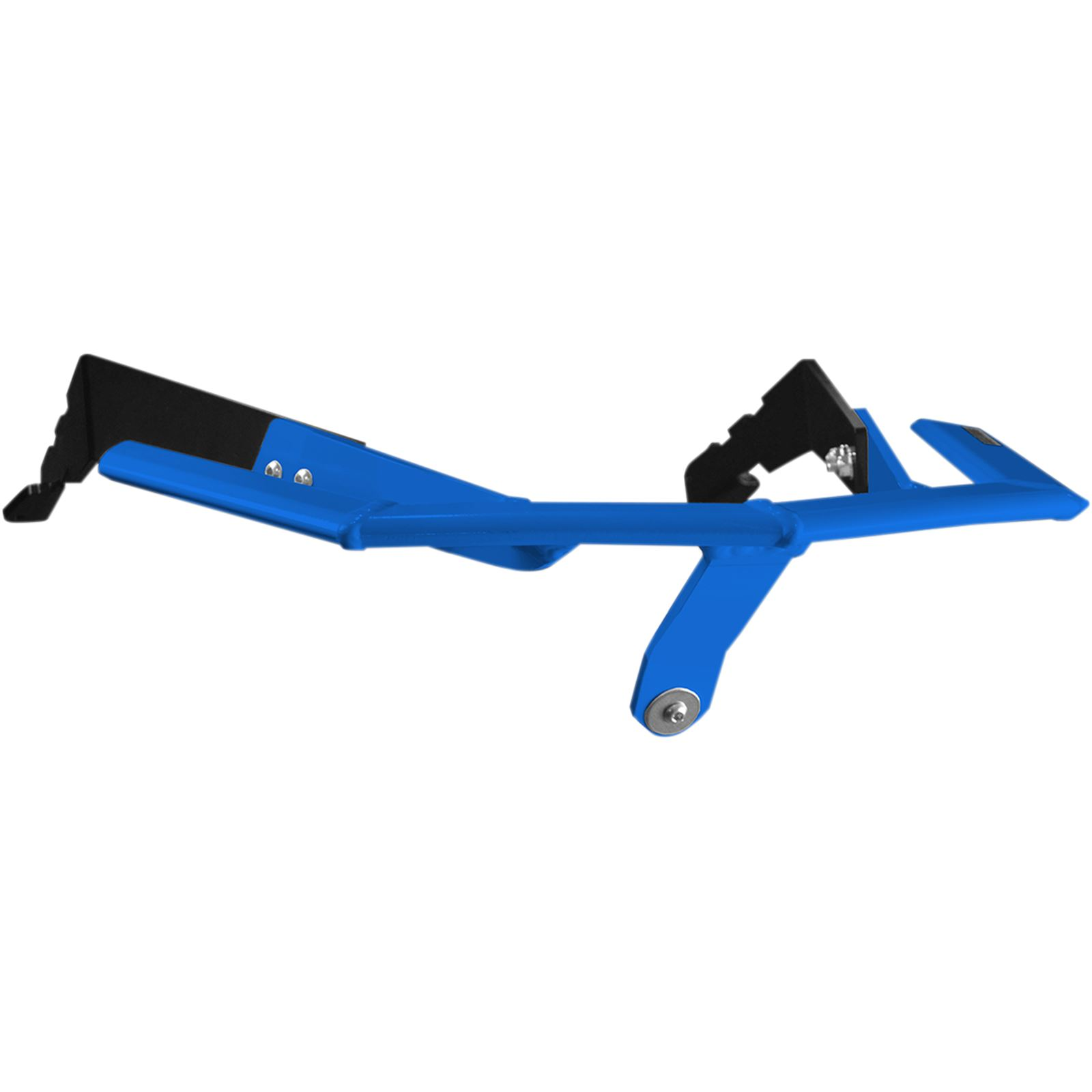 Straightline Performance Front Sport Bumper - Blue - Polaris